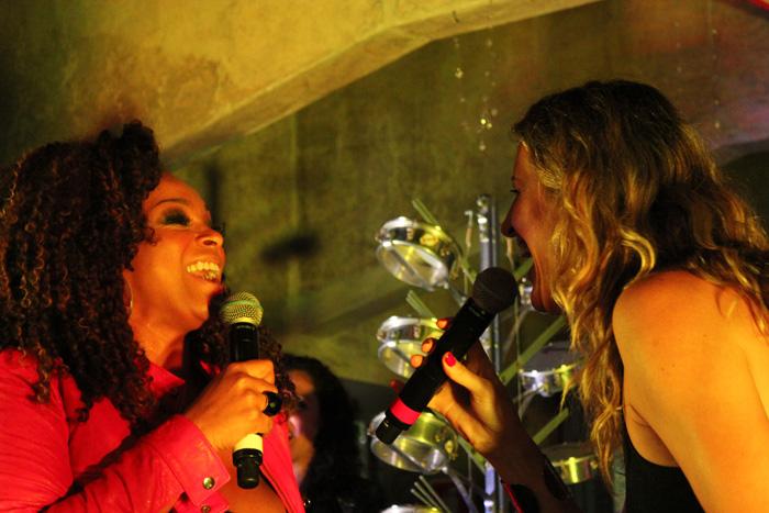 Fotos | Samba de Rainha e Paula Lima no SESC