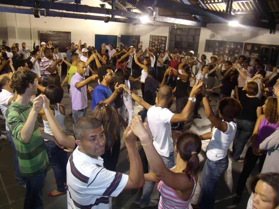 Faça aula de samba rock em Santo Amaro na Paidéia
