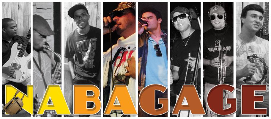 Cantores e bandas | Banda Nabagage, diretamente do Rio de Janeiro