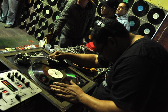 Samba Rock Na Veia entrevista DJ Lu