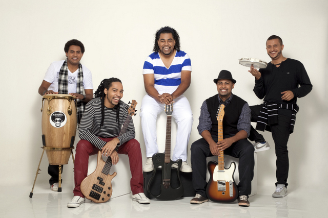 Banda Blackzuka faz show no Grazie a Dio nesta segunda