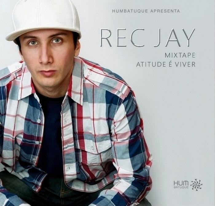 Baixe o novo disco de Rec Jay com produção do DJ Hum e faixa com samba rock