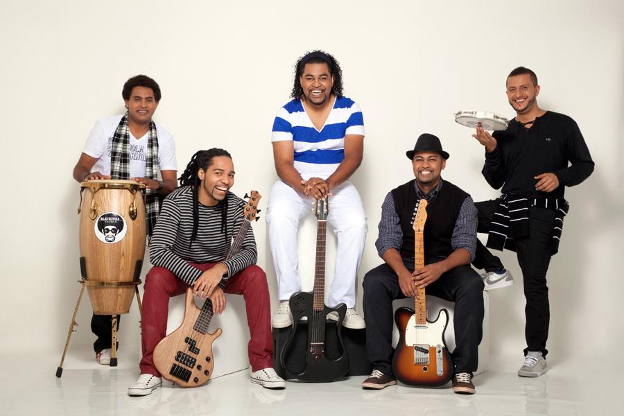 Cantores e bandas | Blackzuka