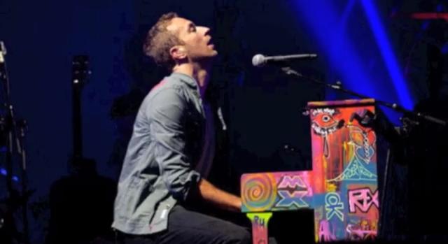 Som na caixa – Coldplay em samba rock por Eder Palmieri