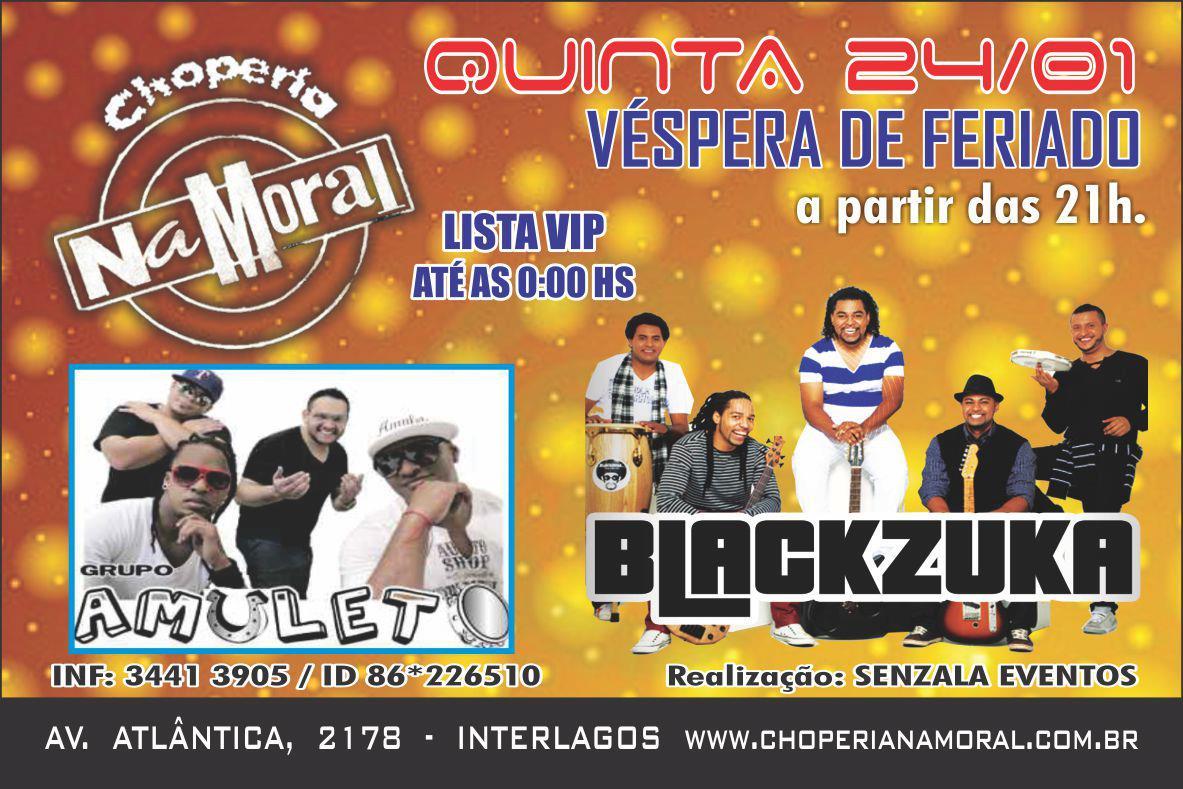 Choperia Na Moral traz samba rock toda quinta na programação #nota