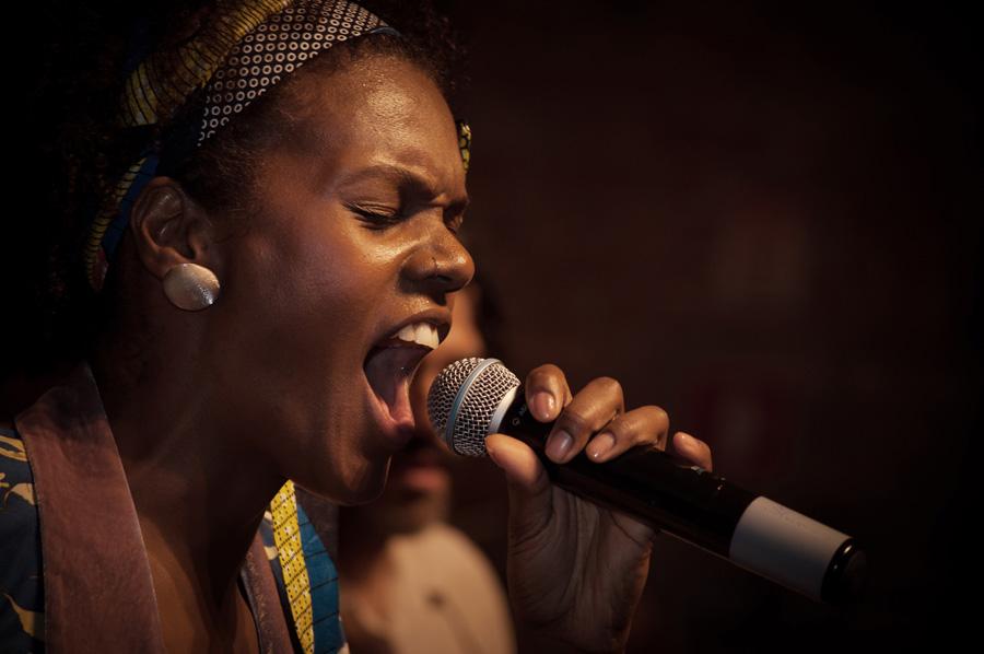 Fotos   2ª edição do Samba Rock Plural na Casa das Caldeiras
