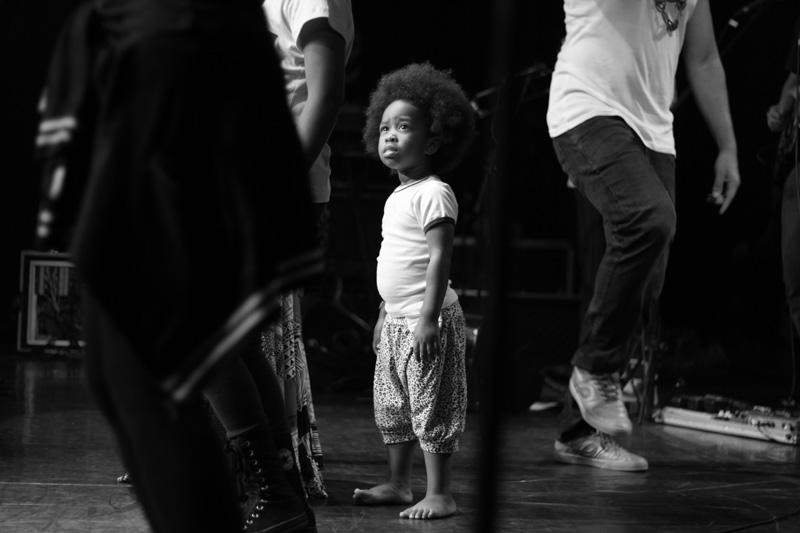 Fotos | Banda Aláfia na Mostra Cultural da Cooperifa