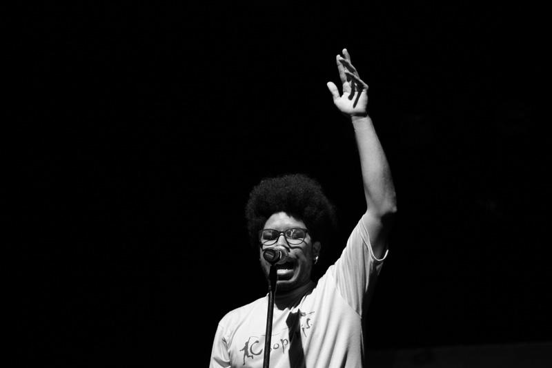 Fotos | Poesia Samba Soul e os poetas da Cooperifa em Mostra