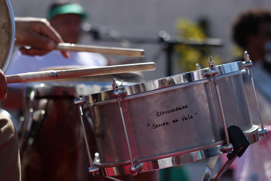 Fotos | Samba da Vela leva samba ao SESC em plena manhã de domingo