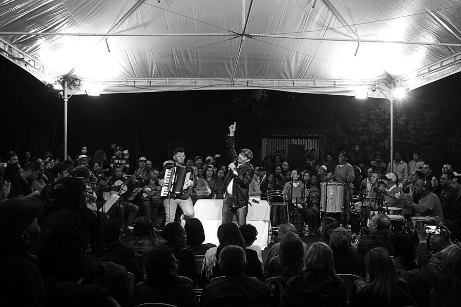 Fotos | Gravação de DVD do sambista Chapinha da Vela