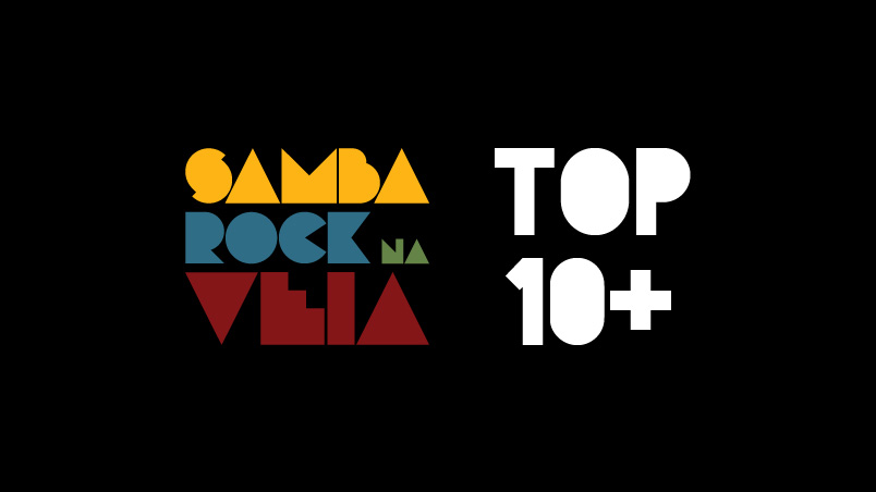 Os dez vídeos de casais dançando samba rock mais vistos do YouTube