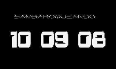 DJ Adauto Dhemix apresenta Sambaroqueando 10, 09 e 08
