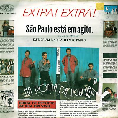 Adauto Dhemix conta como suas montagens foram parar no vinil na década de 80
