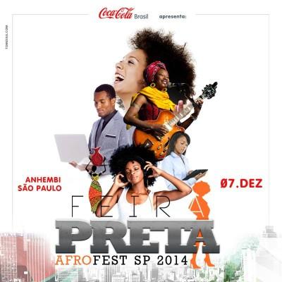 Feira Preta 2014 vem repleta de atrações com samba rock na programação