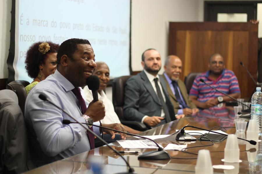 Relatoria da primeira Plenária do Samba Rock na Câmara Municipal de São Paulo