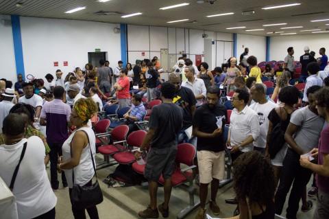 Segunda Plenária do Samba Rock no Sindicato dos Engenheiros no Estado de São Paulo - Foto: Leonardo Cordeiro