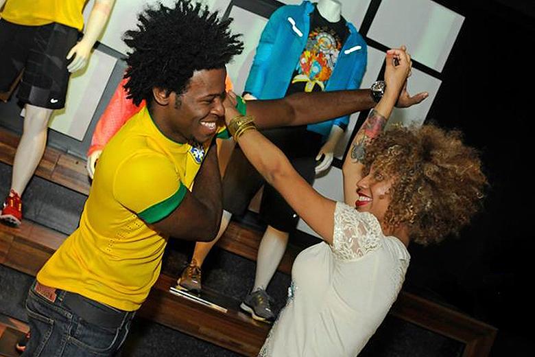 Faça aulas de samba rock com a equipe Samba Rock Cultural
