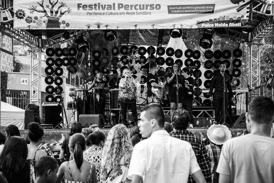 Fotos | Festival Percurso na praça do Campo Limpo