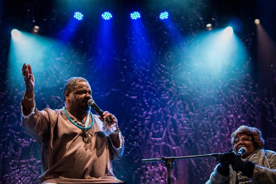 Fotos | Dona Ivone Lara lança Sambabook no Auditório Ibirapuera