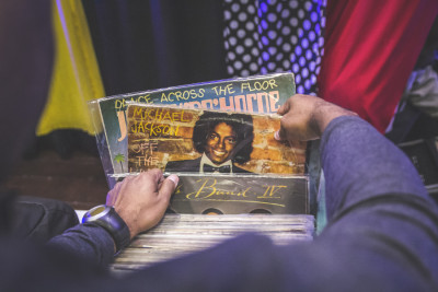 Fotos | Festival Rotações celebra a música em vinil em Taboão da Serra – Primeiro dia