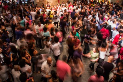 Samba Rock Plural - Foto: Nilson Leal