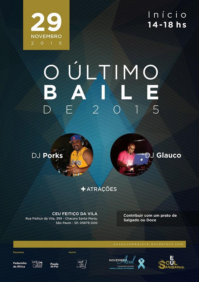 CEU Feitiço da Vila recebe último baile do ano neste domingo #nota