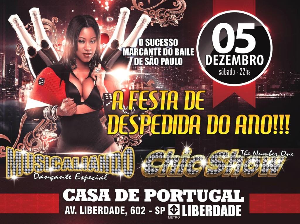 Musicaliando e Chic Show fazem a Festa de Despedida do Ano na Casa de Portugal #nota