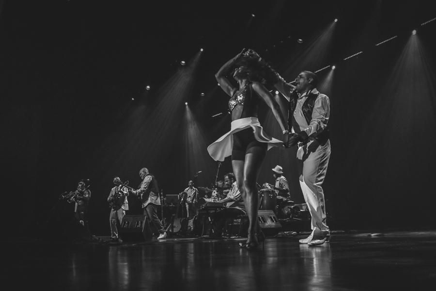 Fotos | Clube do Balanço no Auditório Ibirapuera