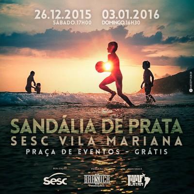 Sandália de Prata leva samba rock ao SESC de graça em duas datas #nota