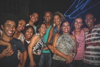 Fotos | Público presente na Retomada do Samba Rock no Teatro Mars