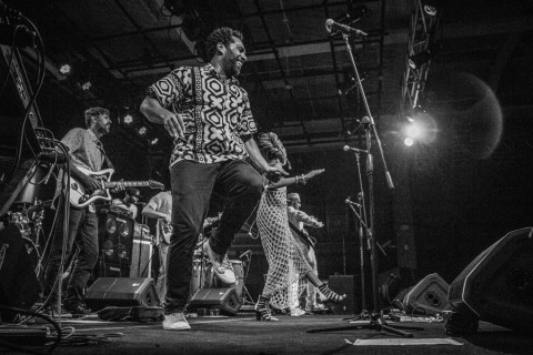 Imagem de capa - Foto: Nego Júnior - Samba Rock Na Veia