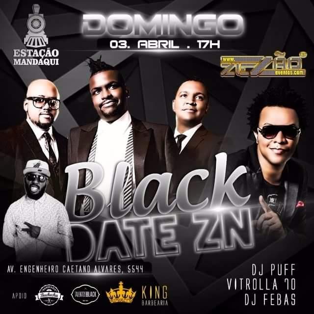 Estação Mandaqui recebe Black Date ZN #nota