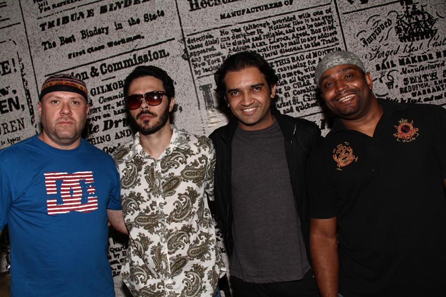 Quarteto São Jorge faz show gratuito no SESC neste sábado