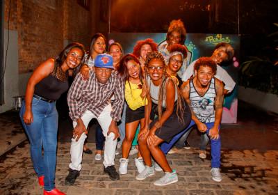 Fotos | Samba Rock Plural de maio na Casa das Caldeiras por Antonio Euclides