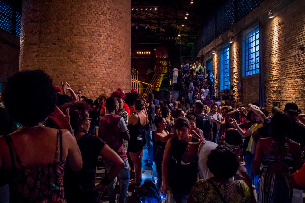 Fotos | Samba Rock Plural em 28 de fevereiro na Casa das Caldeiras