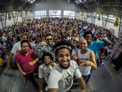 Fotos | Comemoração do Dia do Samba Rock no Clube Esportivo Tietê