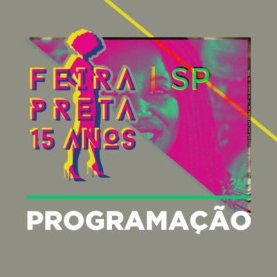 Veja a programação da Feira Preta e a participação do samba rock no maior evento de cultura negra da América Latina