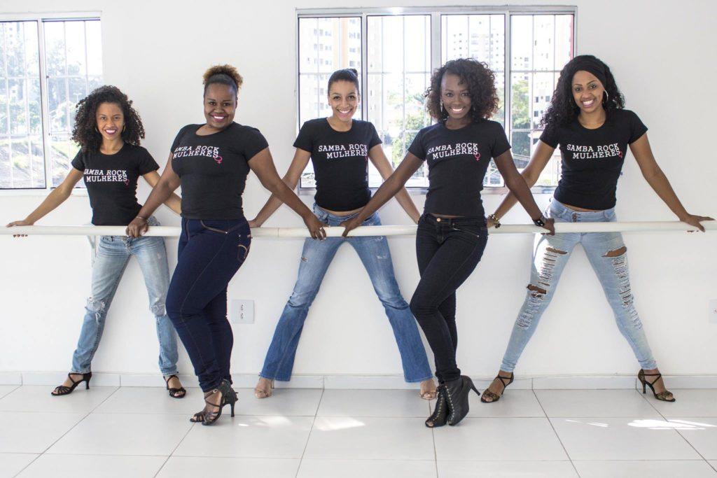 Últimas vagas para a próxima edição do Samba Rock Mulheres; garanta a sua #nota