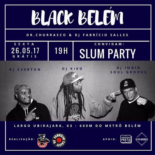 Black Belém recebe DJs Everton, Kiko e Índio Soul Groove #nota