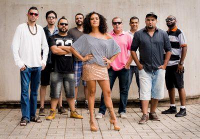 Sandália de Prata lança LP Maloqueiro e Elegante em show no Auditório Ibirapuera