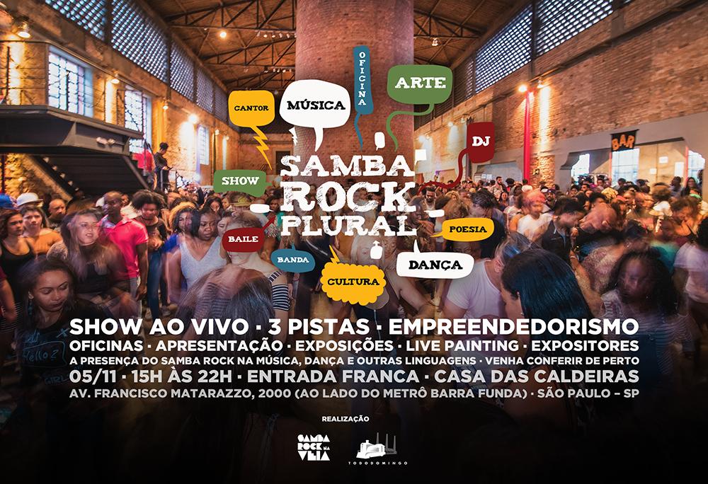 Samba Rock Plural no Mês da Consciência Negra reforça a pluralidade cultural de um movimento originário da negritude paulistana