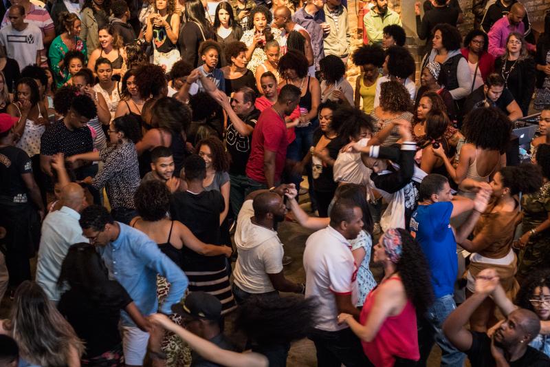 Fotos | Edição 17 do Samba Rock Plural na Casa das Caldeiras