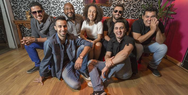 Neste domingo tem show da banda Nego Dito de graça no SESC