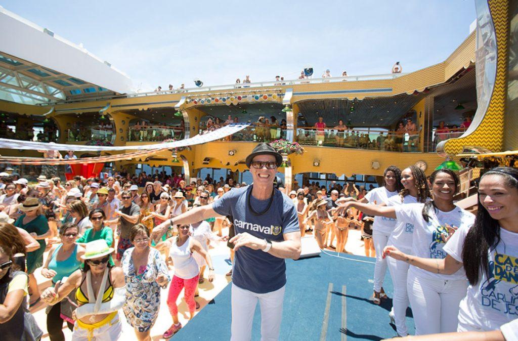 Samba rock faz parte da programação do cruzeiro Dançando a Bordo que completa 15 anos com novidades