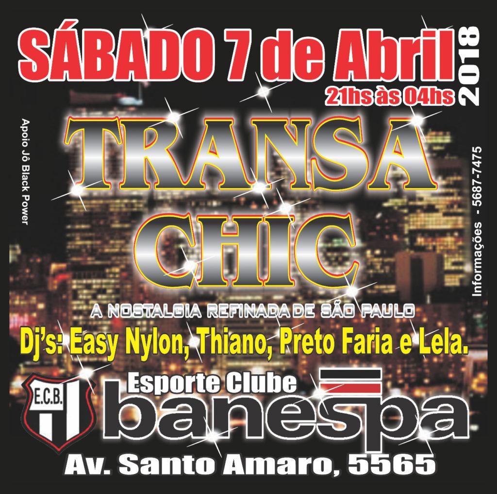 Transa Chic leva a nostalgia refinada de São Paulo ao Banespa #nota