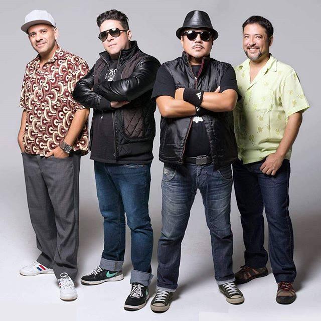 Farufyno faz show gratuito para amantes do samba rock